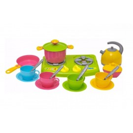 Посудка Кухонный набор 6 3572 Технок