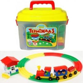 Конструктор детский Терминал 3 3633 ТехноК