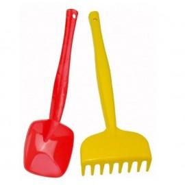 Лопатка и грабли 39026 Tigres