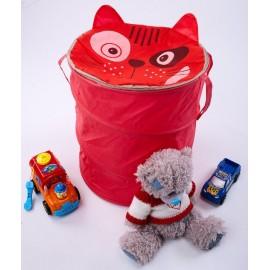 Корзина для игрушек 40*50 см Кошка УкрОселя