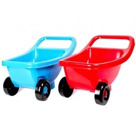 Тачка для детей на колесах Новая 4258 Технок