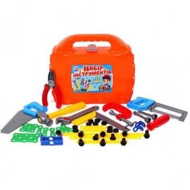 Инструменты детские в чемоданчике 4388 Технок