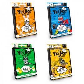 Карточная игра YENOT ДаНетки 4408 Danko Toys