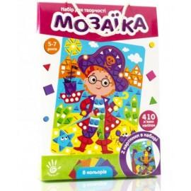 Мозаика мягкая Пират VT4511-04 Vladi Toys