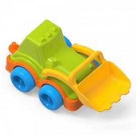 Машина пластиковая Трактор с ковшом мини 5200 ТехноК