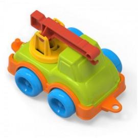 Машина пластиковая мини Автокран 5224ТехноК