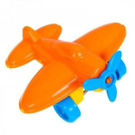 Самолет пластиковый мини  5293 ТехноК