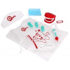 Набор доктора стоматолог с фартуком 7358 ТехноК
