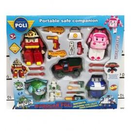 Трансформеры  игровой набор Робокар поли 83168-5
