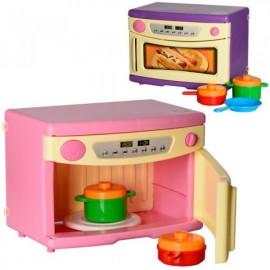 Микроволновая печь детская игрушечная  со звуками 846 Орион, Украина