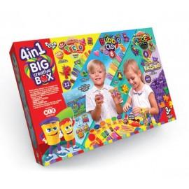 Набор креативного творчества 4В1 BIG CREATIVE BOX BCRB-01-01