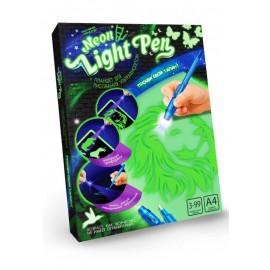 Набор креативного творчества NEON LIGHT PEN NLP-01-02