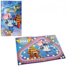 Настольная игра Robocar Poli 01-01 Danko Toys