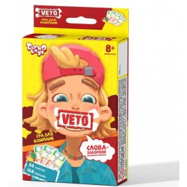 Настольная игра VETO 14-32 Danko Toys