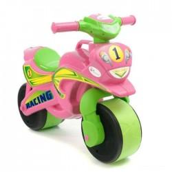 Байк - мотоцикл детский для девочки Фламинго 0139 ТМ Долони