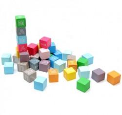 Кубики цветные Абетка ВП 022/2 Винни Пух
