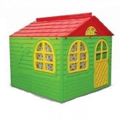 Детский домик средний квадратный 02550 Долони Тойс
