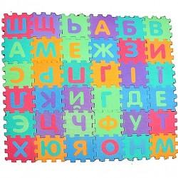 М'який килимок пазл на українській мові 0379
