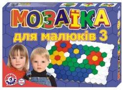 Мозаика  для малышей № 3 0908 Технок