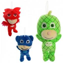 Мягкая игрушка Герои в масках на присоске MP 1317
