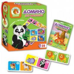 Домино  Зоопарк 2100-02 Vladi Toys