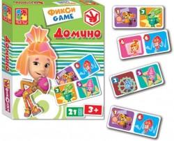 Домино  Фикси Игры VT2107-01