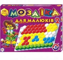 Мозаика  для малышей № 2 2216 Технок