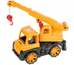Машина детская М4 Автокран 256