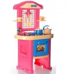 Кухня детская  розовая 3039 Технок