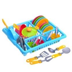Посудка для девочки с подставкой № 5 3282 Технок