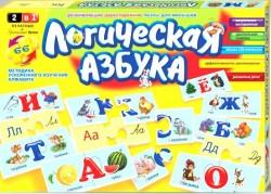 """Игра """"Логическая Азбука"""", """"Данко Тойс"""""""