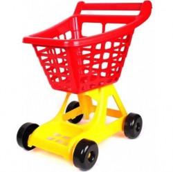 Детская тележка для игры в магазин 4227 Технок БОЛЬШАЯ