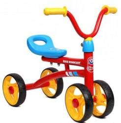 Велобег Минибайк 4 колеса металлический 4326
