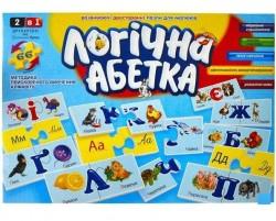 """Игра """"Логическая Абетка"""" DT 66 Данко Тойс на украинском"""
