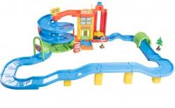 Гараж детский большой с гаражом 908 Орион