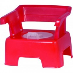 Горшок-стульчик детский с крышками