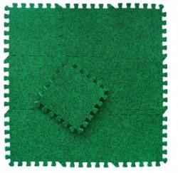 Напольные мягкие коврики-пазлы