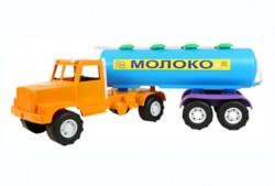 Машинка с прицепом-бочкой Муссон 306/877 Орион, Одесса