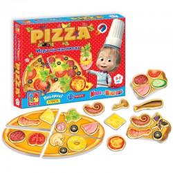 Игра на магнитах Пицца VT1504 Vladi Toys
