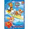 Пазлы для детей от 3-х лет Щенячий патруль 35 элементов G-Toys, Бровары + плакат-постер в подарок